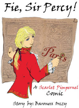 Fie, Sir Percy - Title Page