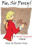 Fie, Sir Percy - Title Page by Wai-Jing