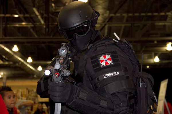 Umbrella Corporation soldier by lonewolf1183 on DeviantArt