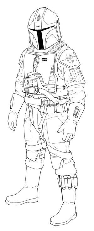 mando pilot 2