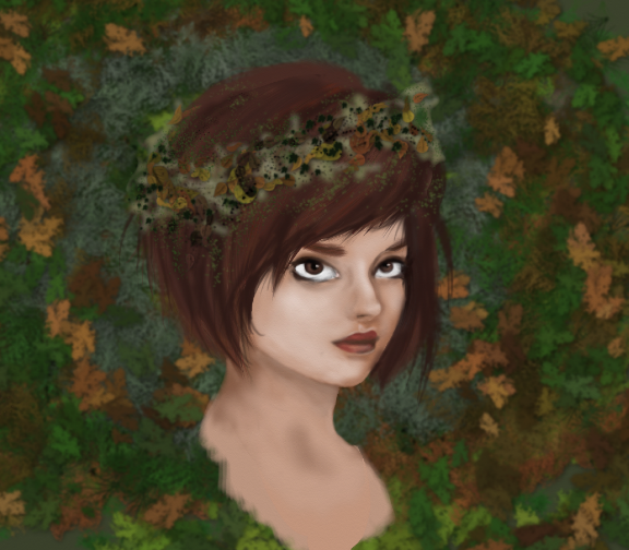 Johanna Mason by Flomaniaque on DeviantArt