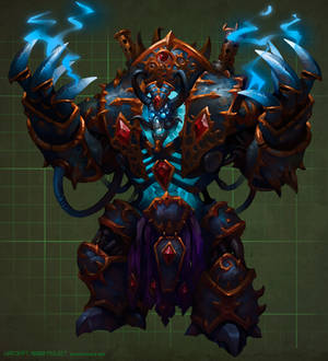 Kel'Thuzad Warcraft 40000