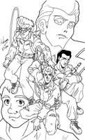 Real Ghostbusters Fan Art 2