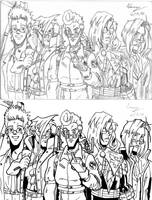 Looks familiar, huh? by Irie-mangastudios