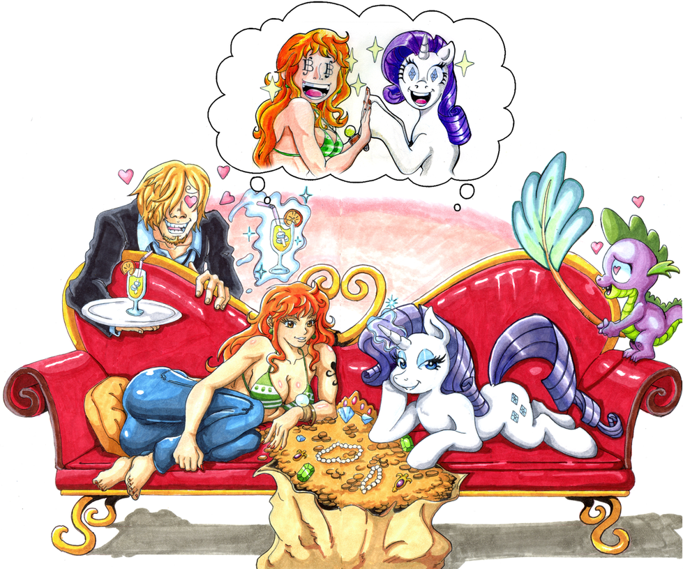 One More Things About The MLP Manga