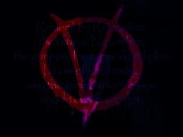 V for Vendetta by RashaudB