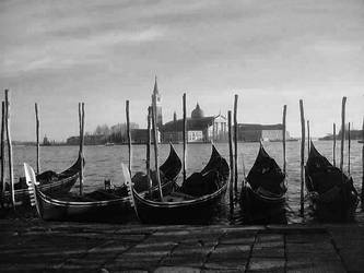the Sad Side of Venice by LostImagesProject