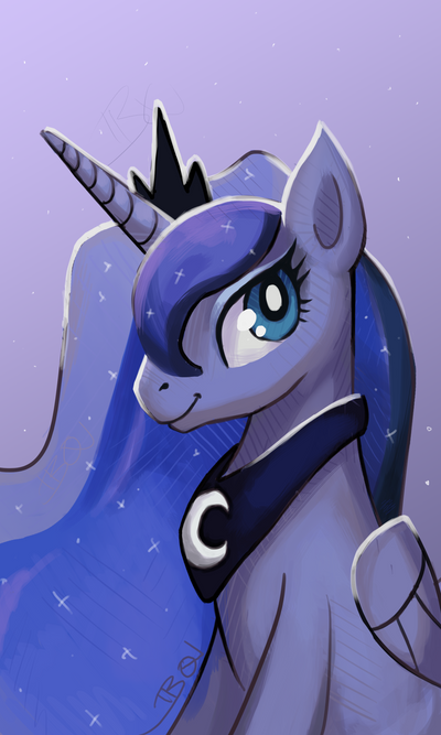 Princess Of The Night by B0nBon