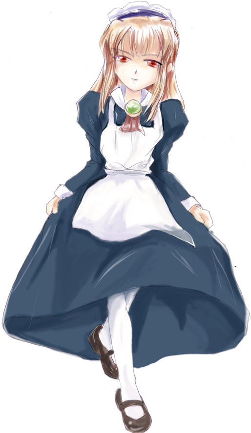 Kitsune design Character by kercheng