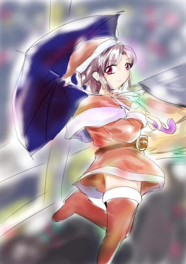 Christmas pic for this year by kercheng