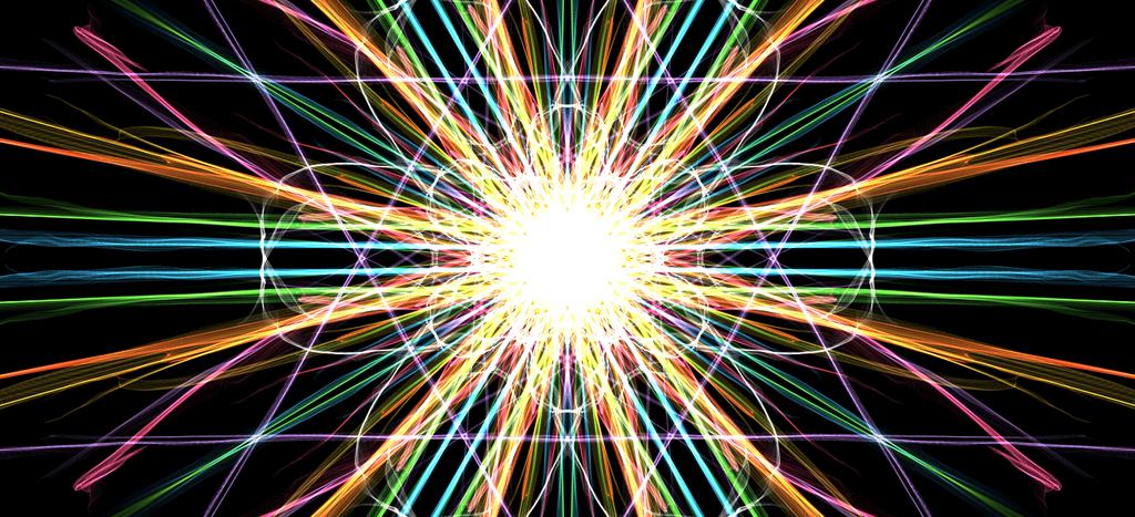 Light  Burst by TomTaz