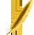 Golden Pen by MpaKyC