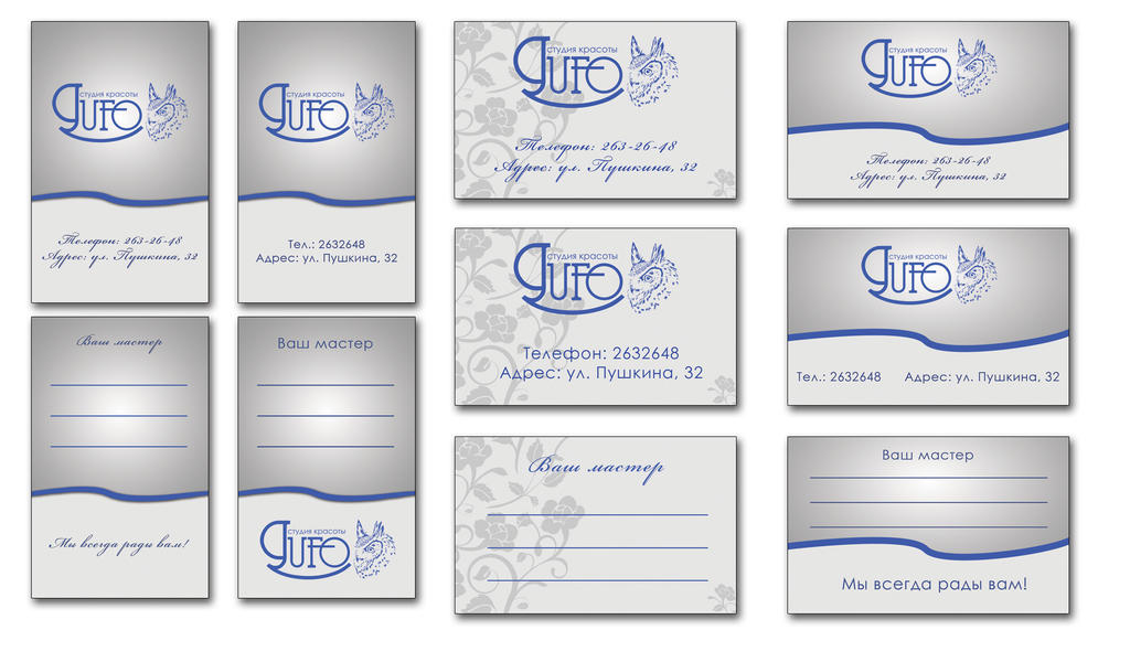 Business Cards by MpaKyC