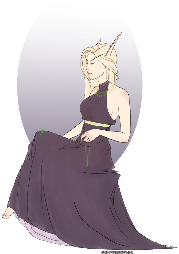 Idriil - Commission by faithsalons