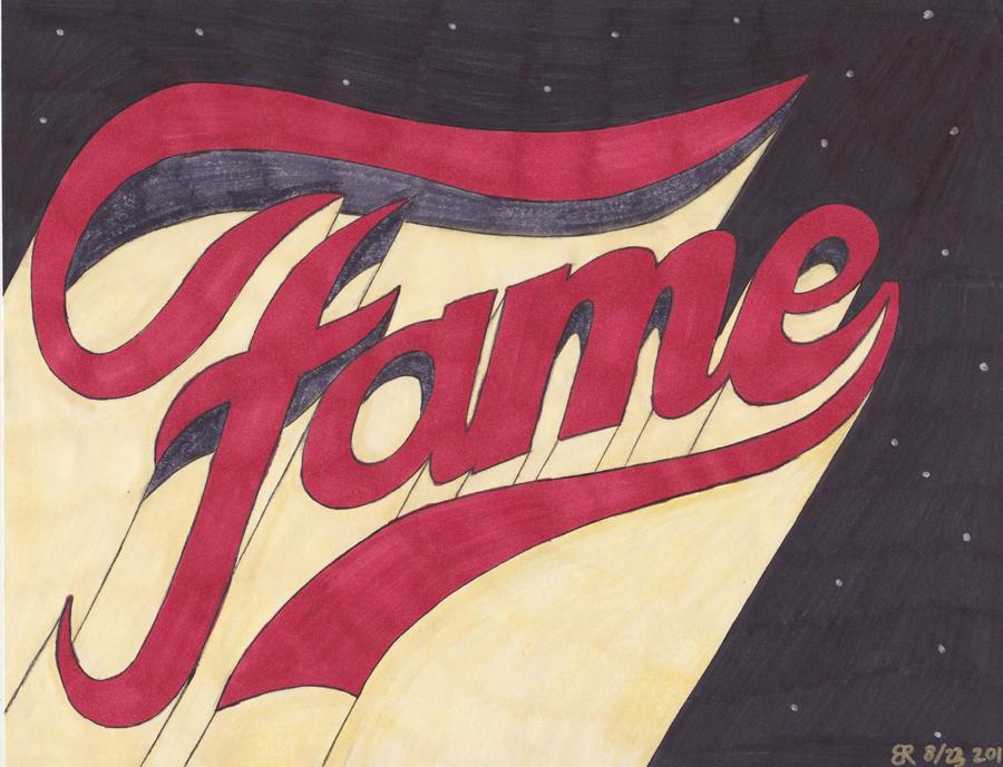 Fame Logo by onyxswamiFame Logo