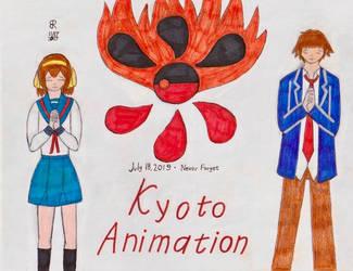 Kyoto Animation Fire