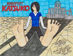 Barefoot Katsuko