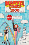 Marvel 1000 Cover: Front