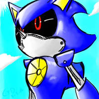 Metal Sonic by Dolltwins