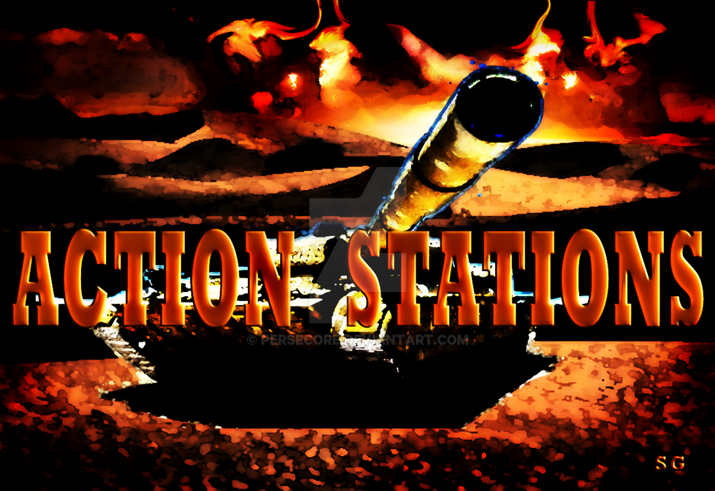 Action Stations by PerseCore
