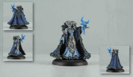 Hordes Legion of Everblight - Prime Vayle