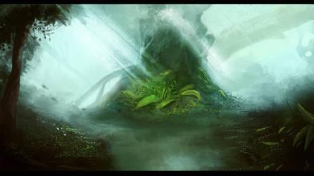 Ansyen Woods by CarlosArthur