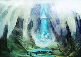 Sincelo Waterfall by CarlosArthur