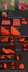Magic Box Origami tutorial by CarlosArthur
