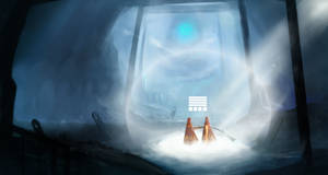 Journey Fan Art -SpeedPaint-
