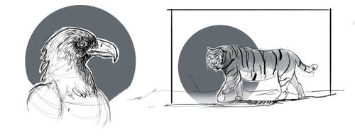 Hangout Sketch by CarlosArthur