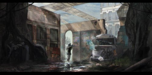 Warfare by CarlosArthur