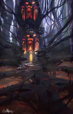 ansyen - underworld forest