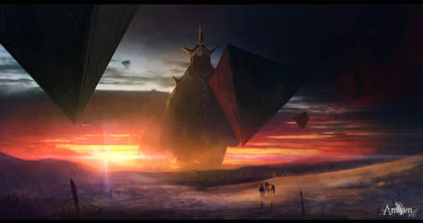 Ansyen - Protectors Of The Earth