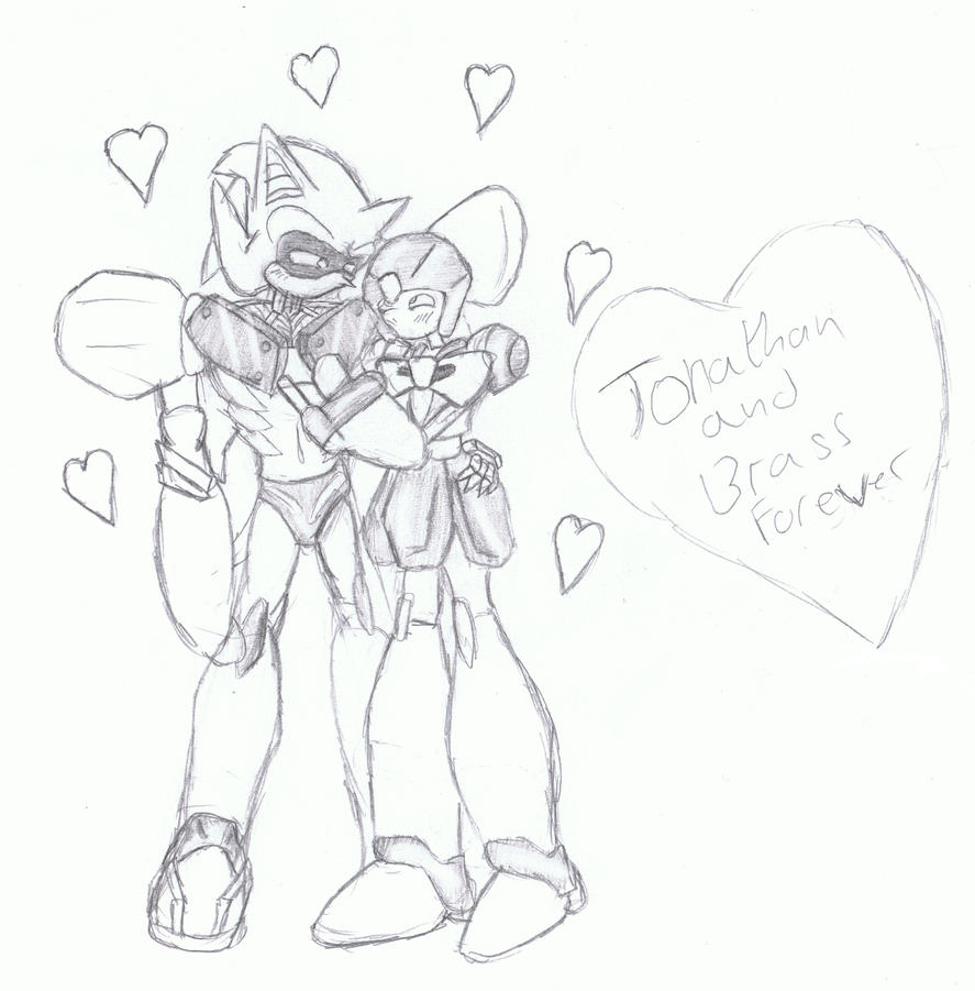 its love baby by Jonathanxbrass2