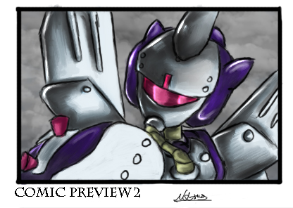 Comic Preview 2 by Jonathanxbrass2