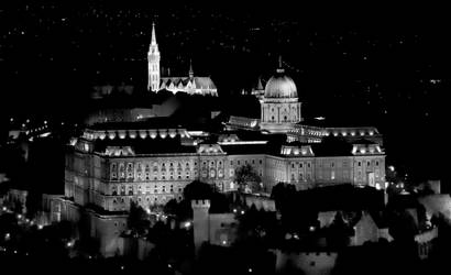 Buda Castle by sorett