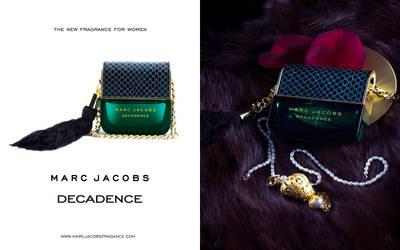 Marc Jacobs Decadence Fragrance Ad by sorett