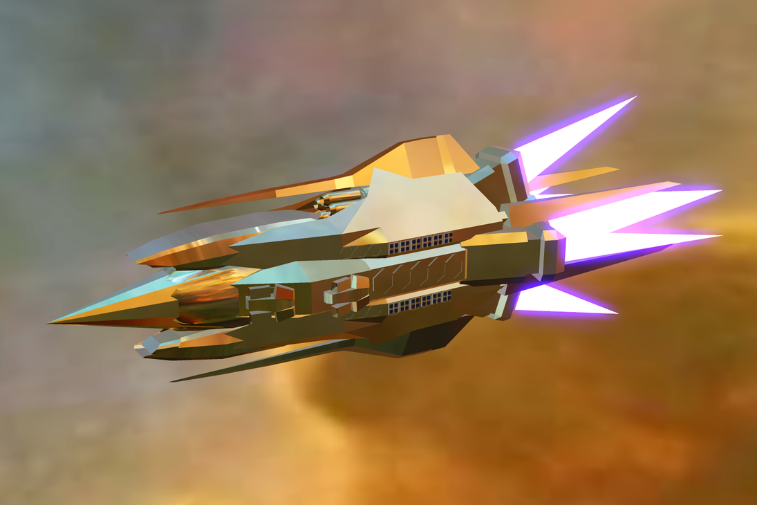 Strike frigate by 5-4