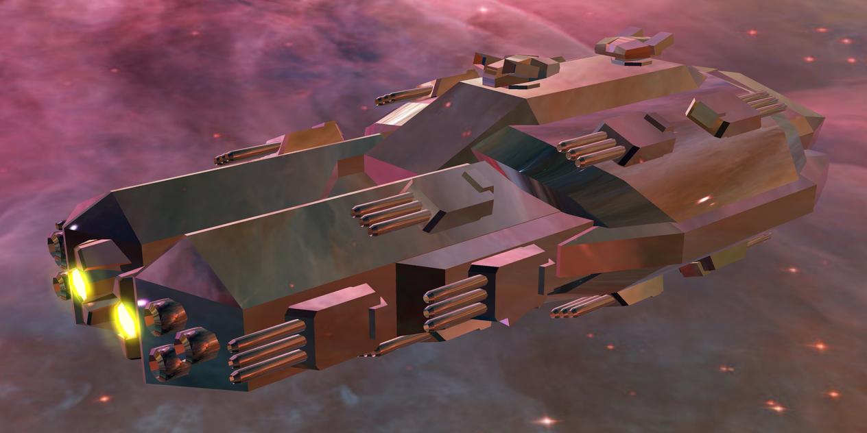Lightbringer rebuild by 5-4