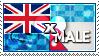 APH: UK  x Male!Nepal Stamp by Cioccoreto