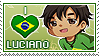 APHxOC: Luciano (Brazil) Fan Stamp by xioccolate