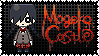 Mogeko Castle Stamp by Cioccoreto