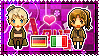 APH: Fem!Germany x Fem!Italy Stamp by xioccolate