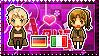 APH: Fem!Germany x Fem!Italy Stamp by Cioccoreto