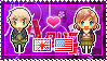 APH: England x Fem!America Stamp by xioccolate