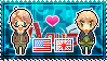 APH: America x England Stamp by xioccolate