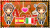 APH: Spain x South Italy Stamp by StampillaDiChocolat