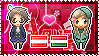APH: Austria x Hungary Stamp by xioccolate