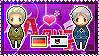 APH: Germany x Prussia Stamp by xioccolate