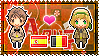 APH: Spain x Belgium Stamp by xioccolate